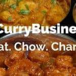Curry Business Raises £145 for Charity