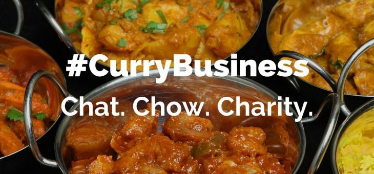 Affordable IT to host Tillison Consulting's Curry Business in aid of I Am Super Capes